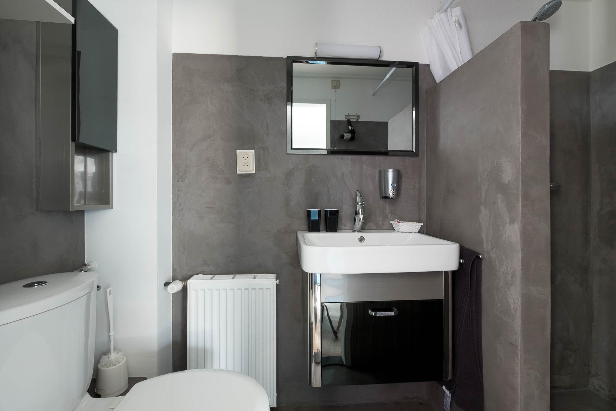 kamer 4 -badkamer