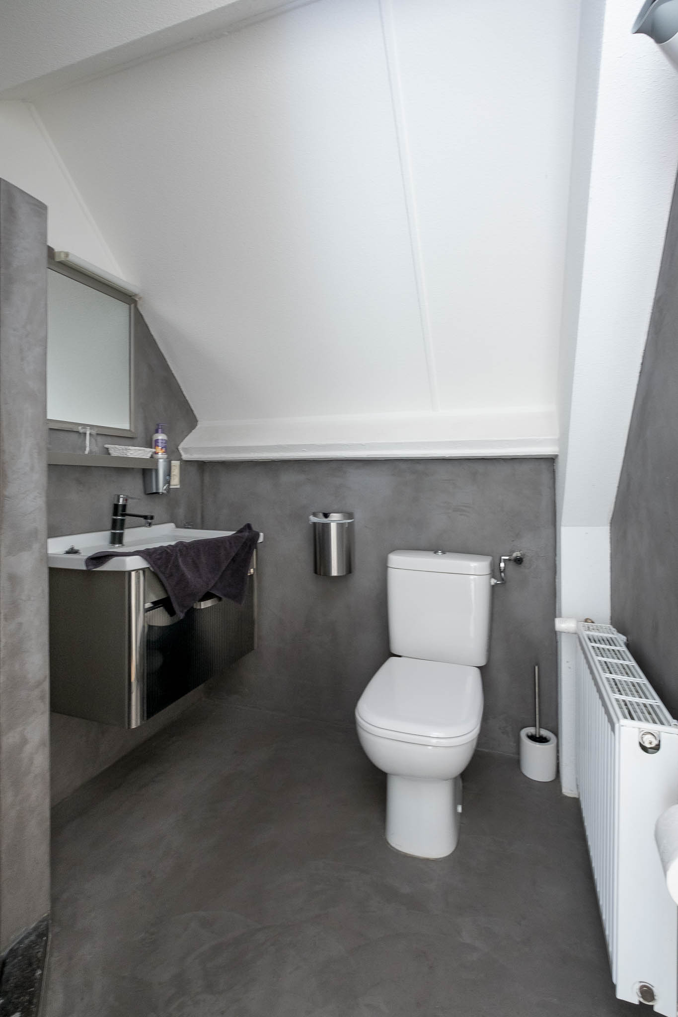 kamer 7 - 8 badkamer